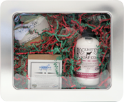 Soaps andy Lotions Gift Tin