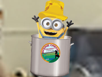 Become an Honoray Cheese Minion